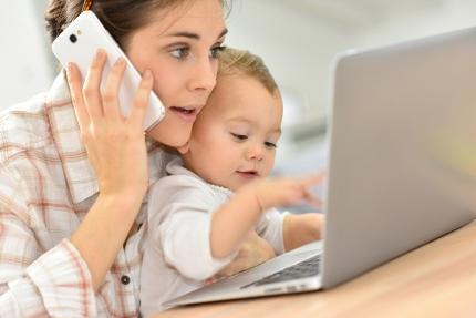 Maman freelance